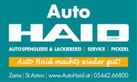 Auto Haid,  KFZ-Fachwerkstätte in Zams | Lackiererei | Spenglerei | Service | Pickerl